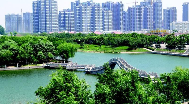 中国广西柳州建设绿色城市 确保宜居程度全区领先